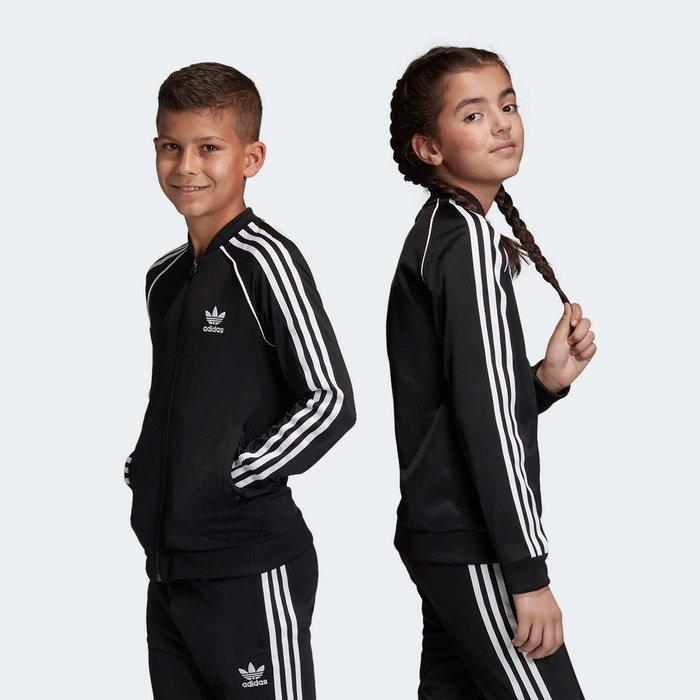 画像1: adidas Originals Kids   SST Track Jacket (1)