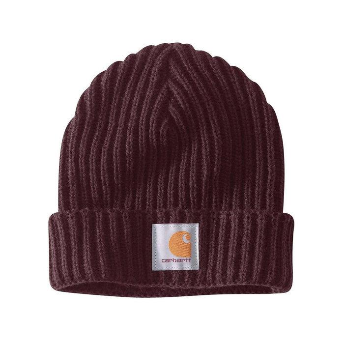 画像1: Carhartt   Rib Knit Acrylic Hat (1)