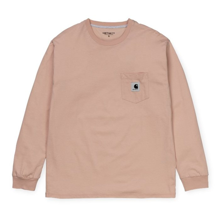 画像1: Carhartt WIP WOMAN   L/S Pocket T-Shirt (1)