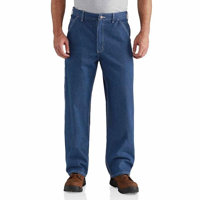 画像1: Carhartt   Loose Fit Work Jean (Irregular)  (1)