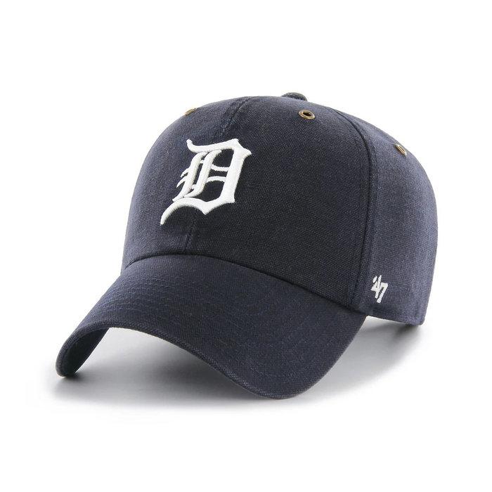 画像1: Carhartt × 47 BRAND   Detroit Tigers '47 Clean Up Cap (1)