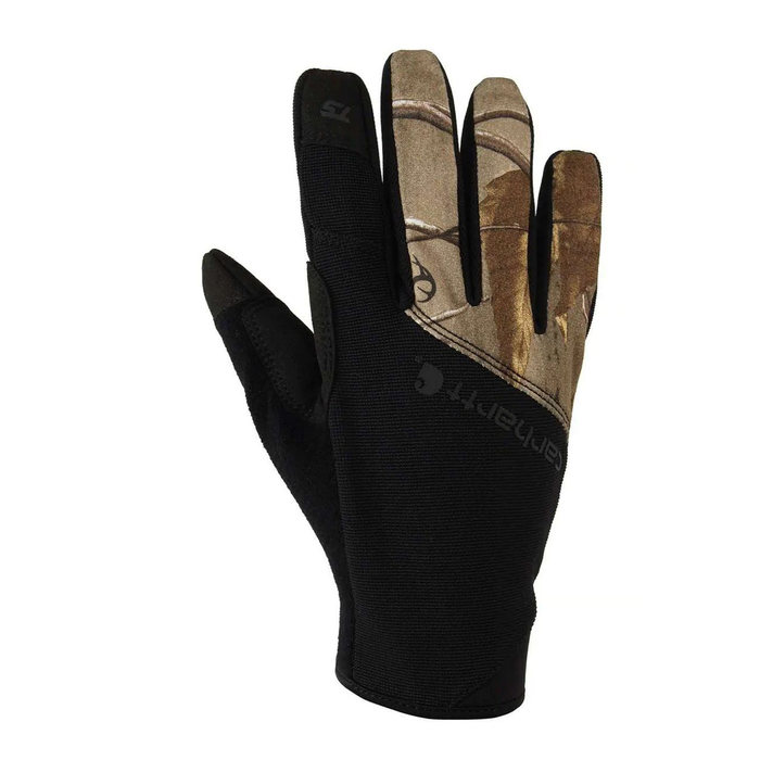 画像1: Carhartt   Pocket Work Flex Touch Camo Glove (1)