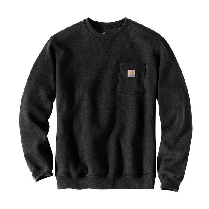 画像1: Carhartt   Crewneck Pocket Sweatshirt (Irregular) 2color (1)