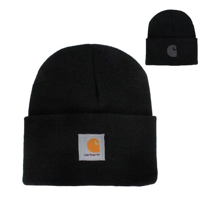 画像1: Carhartt   Blackout Watch Hat  (1)