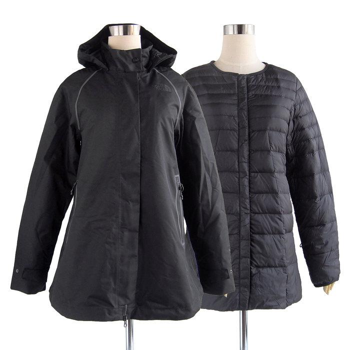 画像1: THE NORTH FACE WOMAN   Mosswood Triclimate Jacket  (1)