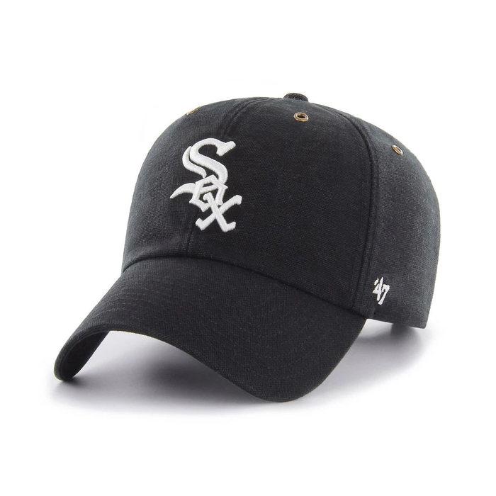 画像1: Carhartt × 47 BRAND   Chicago White Sox '47 Clean Up Cap (1)