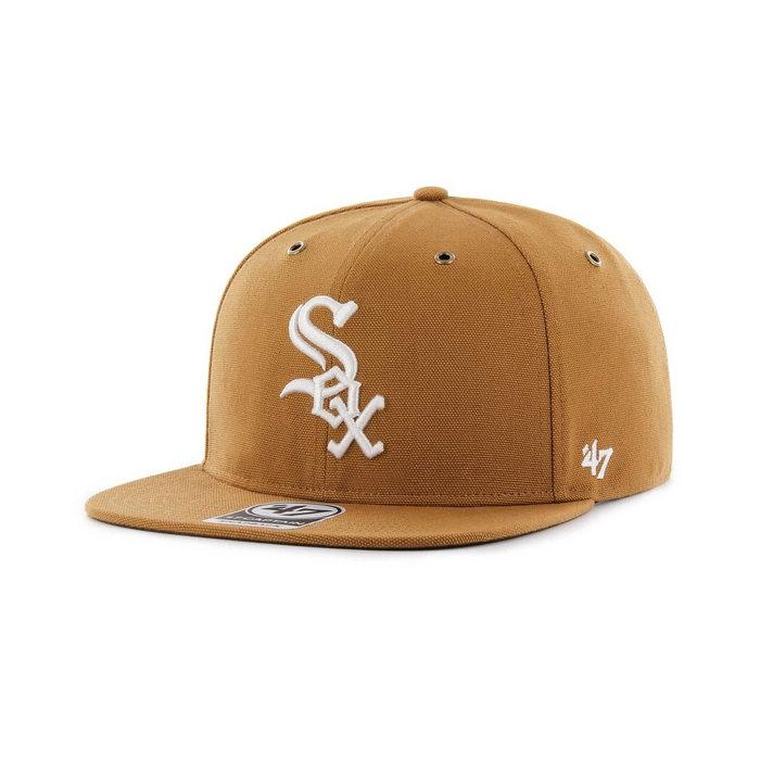画像1: Carhartt × 47 BRAND   Chicago White Sox '47 Captain Cap (1)