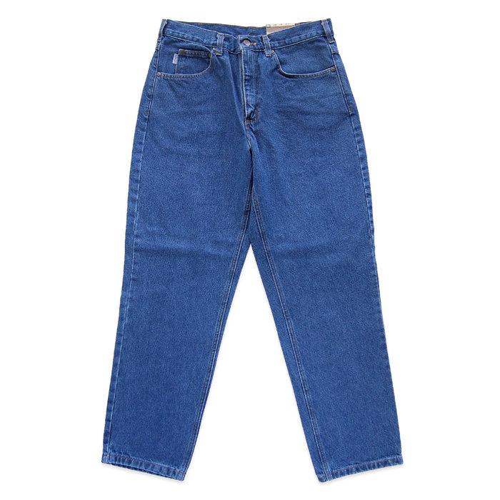 画像1: Carhartt   Relaxed Fit Tapered Leg Jean (Irregular)  (1)
