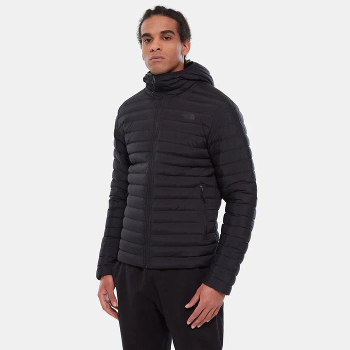 画像1: THE NORTH FACE   Stretch Hooded Down Jacket (1)