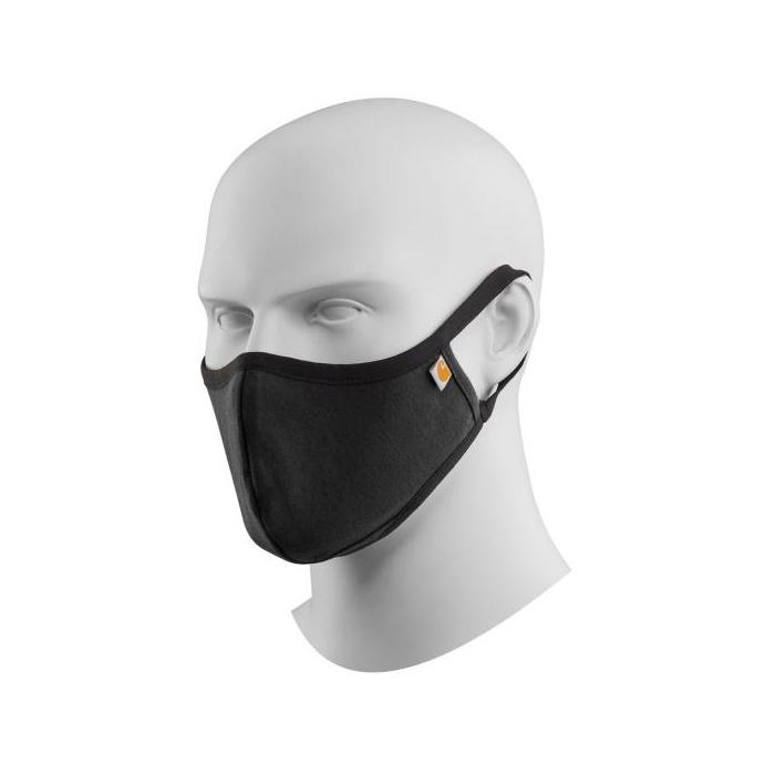 画像1: Carhartt   Cotton Blend Ear Loop Face Mask 3color (1)