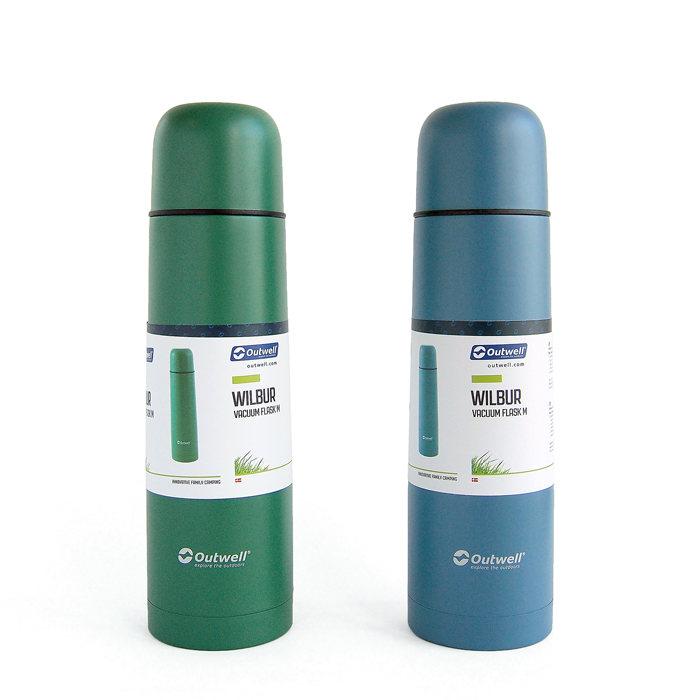 画像1: Outwell  wilbur vacuum flask m 750ml 2color (1)