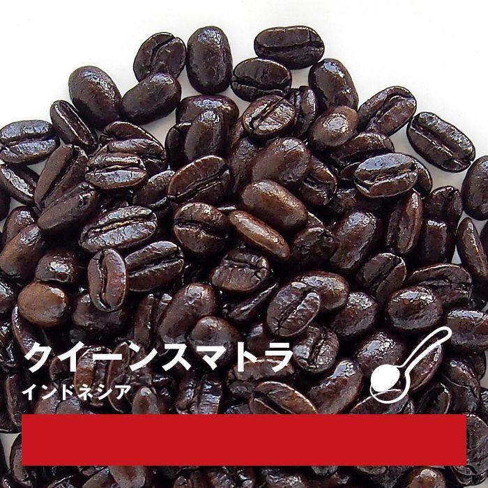 画像1: empire coffee stand  coffee beans インドネシア クイーンスマトラ 100g (粉) (1)