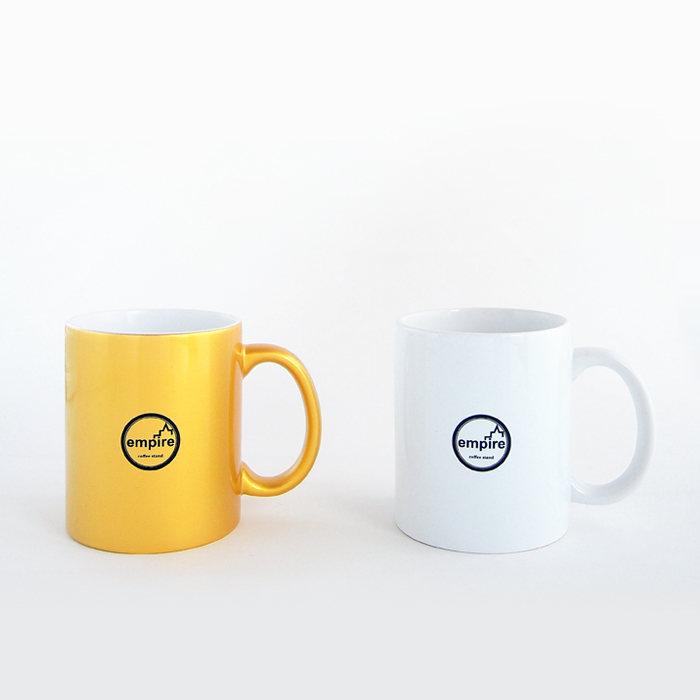画像1: empire coffee stand  coffee mug 2color (1)