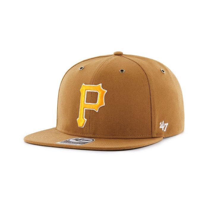 画像1: Carhartt × 47 BRAND   Pittsburgh Pirates '47 Captain Cap (1)