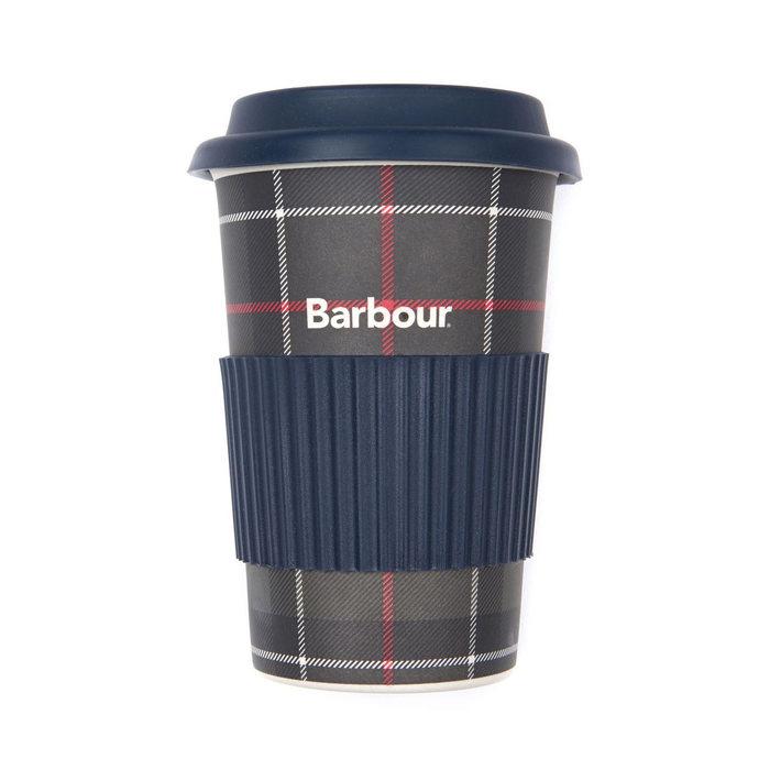 画像1: Barbour   Tartan Travel Mug (1)