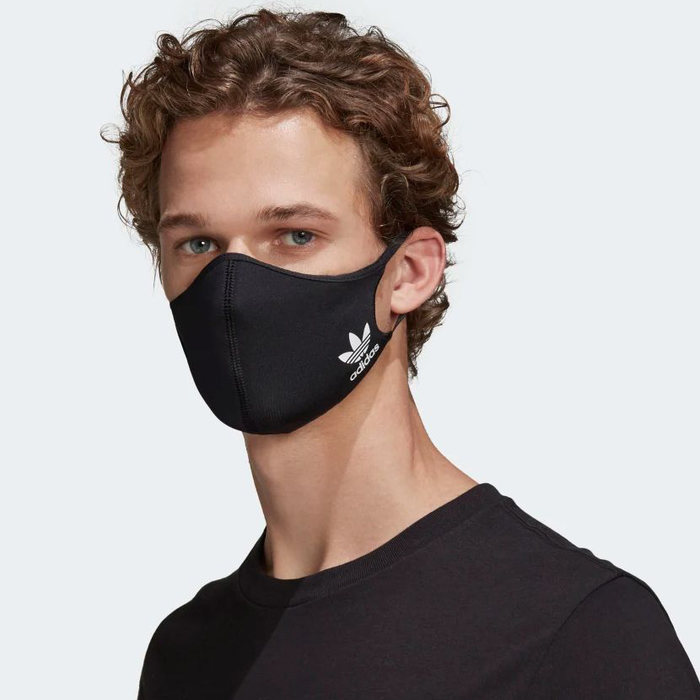 画像1: adidas Originals   Face Cover 3-Pack (1)