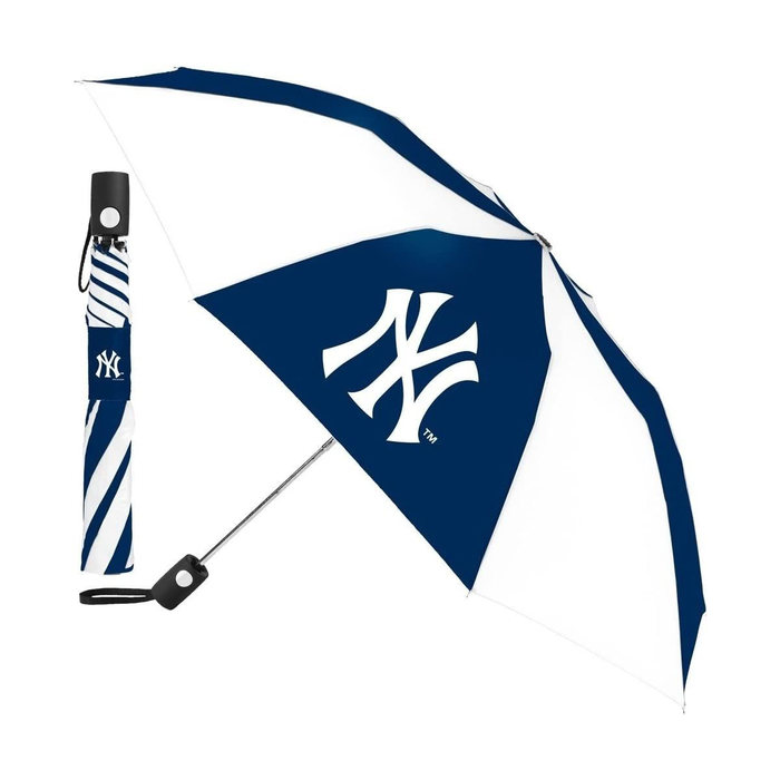 画像1: New York Yankees   WinCraft 42'' Folding Umbrella (1)