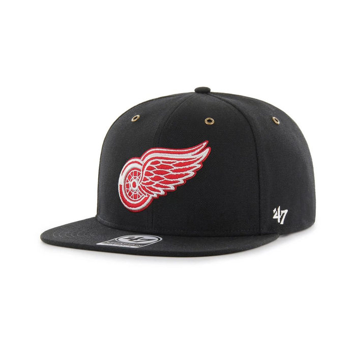 画像1: Carhartt × 47 BRAND   Detroit Red Wings '47 Captain Cap (1)