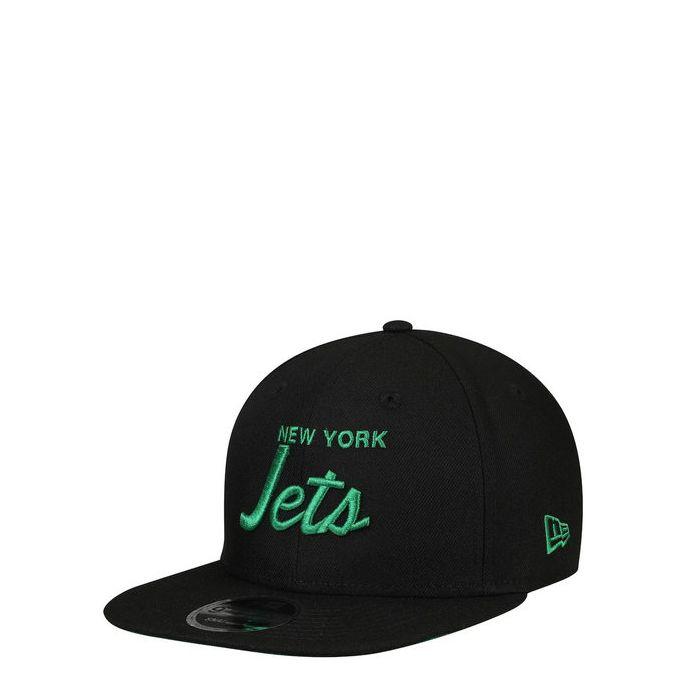 画像1: New Era   Black NY Jets Griswold 9FIFTY Snapback (1)