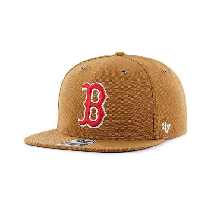 画像1: Carhartt × 47 BRAND   Boston Red Sox '47 Captain Cap (1)