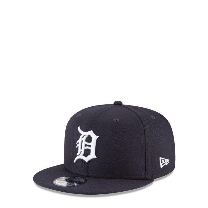 画像1: New Era   Detroit Tigers Team Color 9FIFTY Snapback (1)
