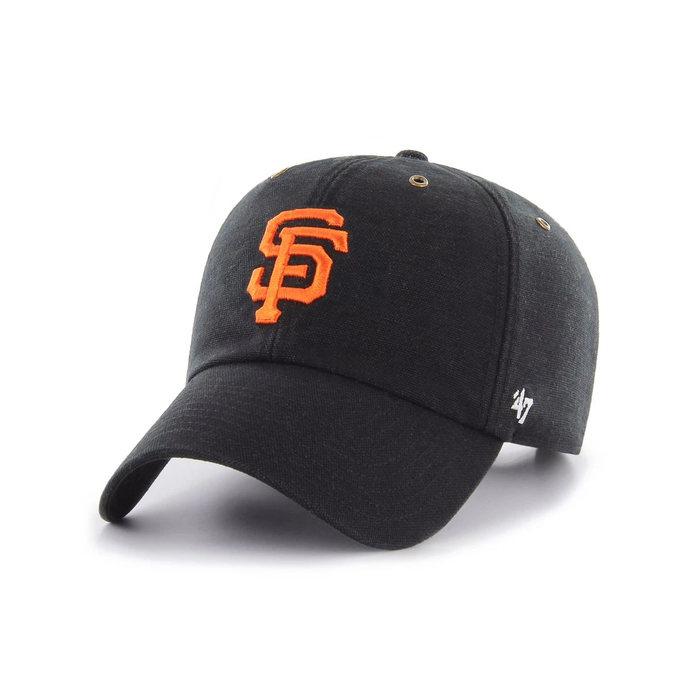 画像1: Carhartt × 47 BRAND   San Francisco Giants '47 Clean Up Cap (1)
