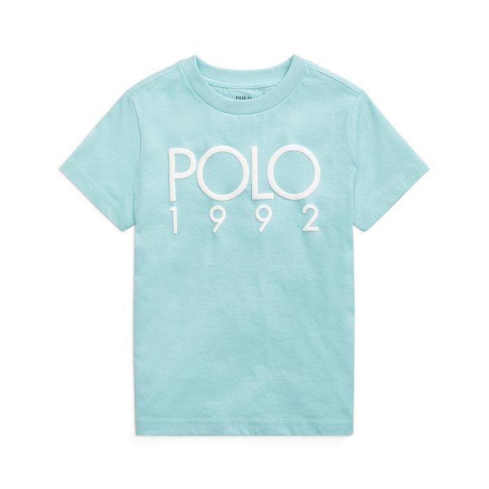 画像1: POLO RALPH LAUREN BOYS  Cotton Jersey Graphic Tee 2color (1)