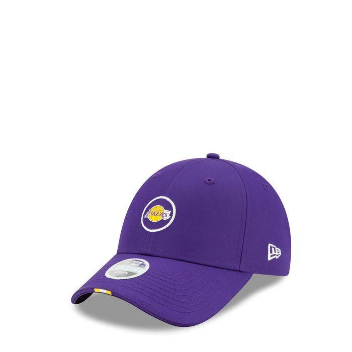 画像1: New Era WOMAN   Los Angeles Lakers Micro Patch 9FORTY (1)