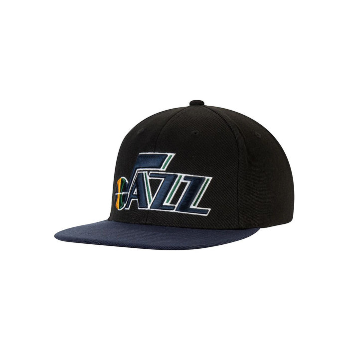 画像1: Mitchell & Ness   Utah Jazz Snapback (1)