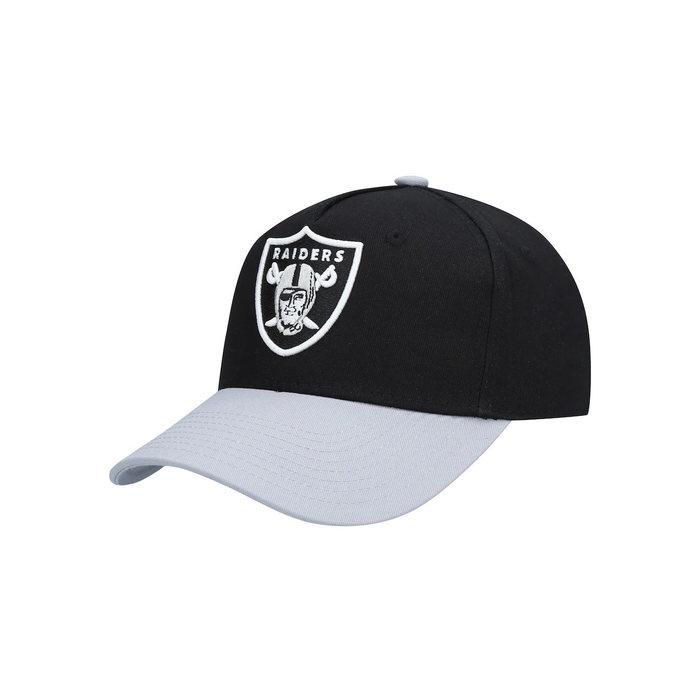 画像1: Las Vegas Raiders YOUTH   Two Tone  Adjustable Cap (1)