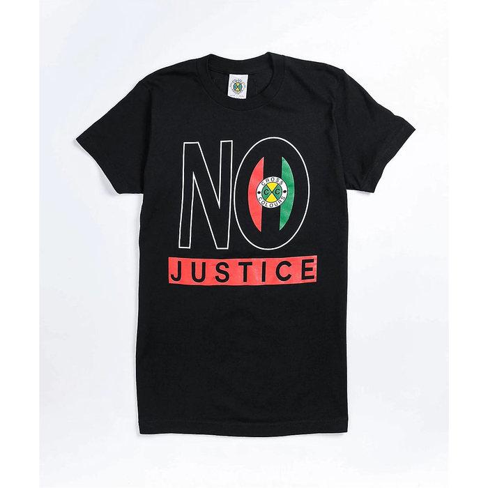 画像1: Cross Colours    No Justice No Peace Tee (1)