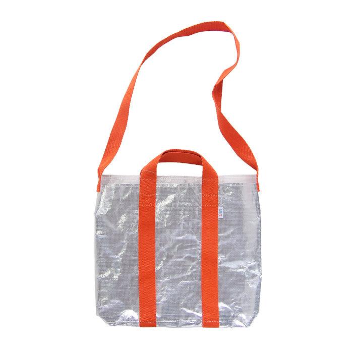 画像1: ETERNITY's SELECT   record bag ORANGE (1)