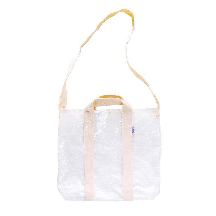 画像1: ETERNITY's SELECT   record bag WHITE (1)