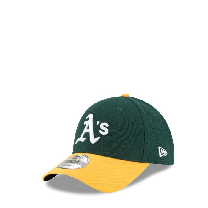 画像1: New Era   Oakland Athletics The League 9FORTY (1)