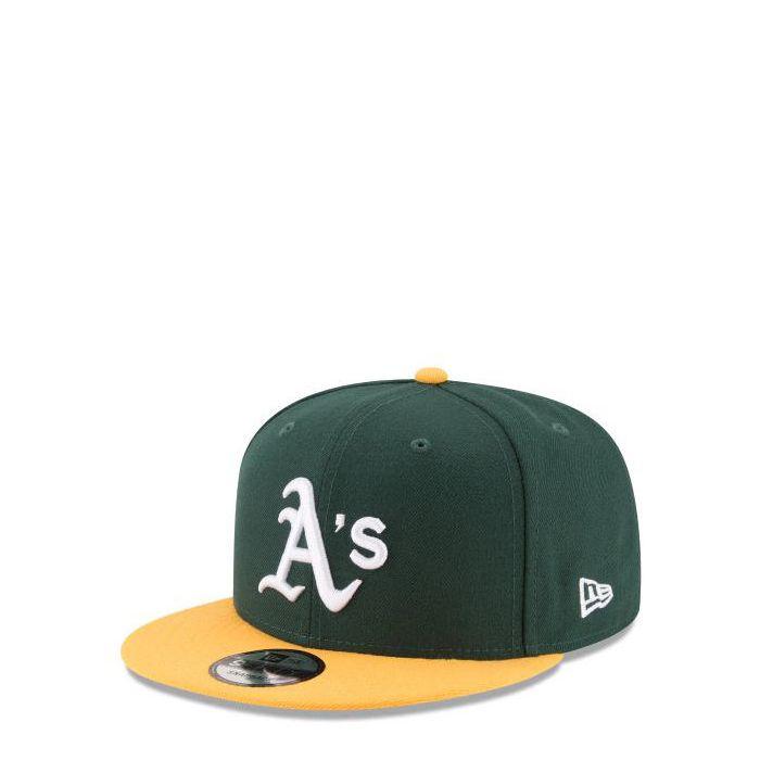 画像1: New Era   Oakland Athletics Team Color Basic 9FIFTY (1)