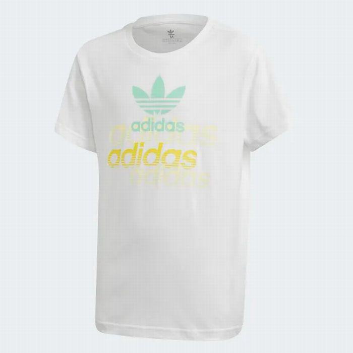 画像1: adidas Originals Kids   Graphic Tee (1)