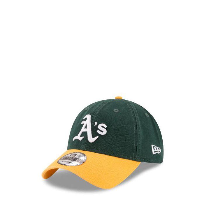 画像1: New Era   Oakland Athletics  Core Classic 9TWENTY (1)