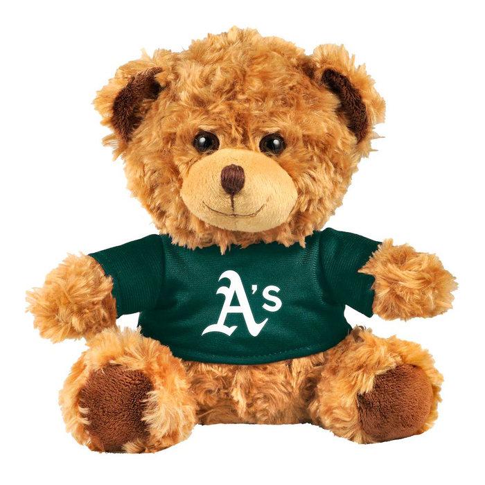 画像1: Oakland Athletics   FOCO 10'' Team Shirt Bear (1)