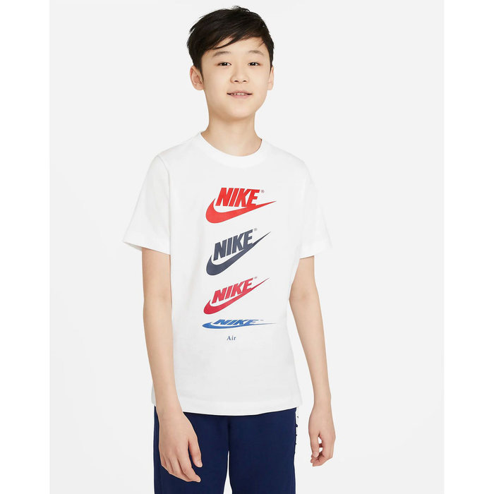 画像1: NIKE Sportswear BOYS   Logo Tee (1)