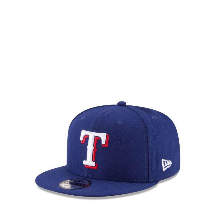 画像1: New Era   Texas Rangers Team Color Basic 9FIFTY Snapback (1)