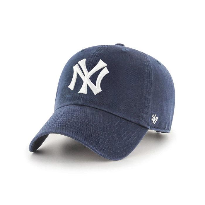 画像1: 47 BRAND   NY Yankees Cooperstown '47 Clean Up Cap (1)