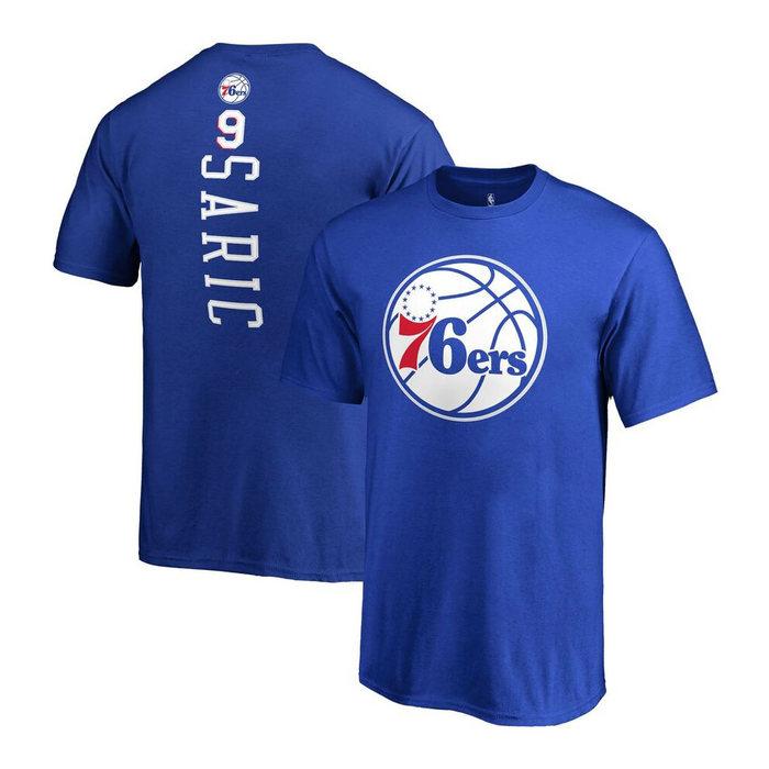 画像1: Fanatics YOUTH   Philadelphia 76ers Dario Saric Name & Number T-Shirt (1)