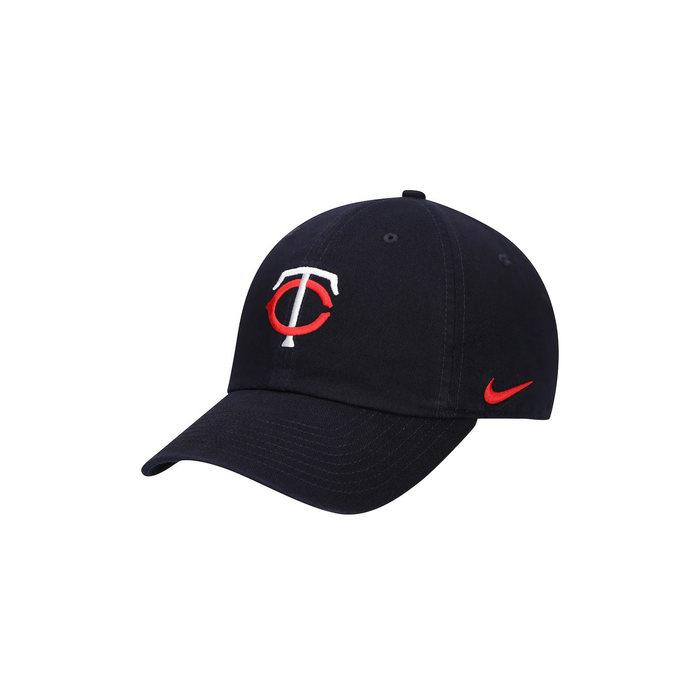 画像1: NIKE   Minnesota Twins Heritage 86 Adjustable Hat (1)