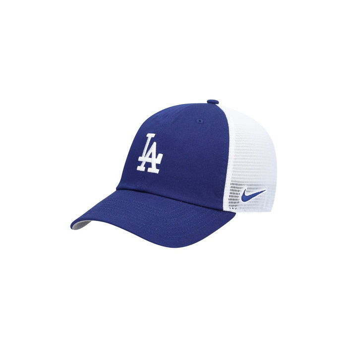 画像1: NIKE   Los Angeles Dodgers Heritage 86 Adjustable Trucker Hat (1)