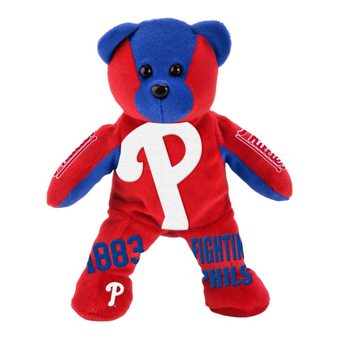 画像1: Philadelphia Phillies   FOCO Thematic Plush Bear (1)