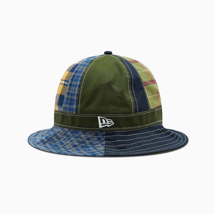 画像1: New Era WOMAN   Explorer Check Block Hat (1)