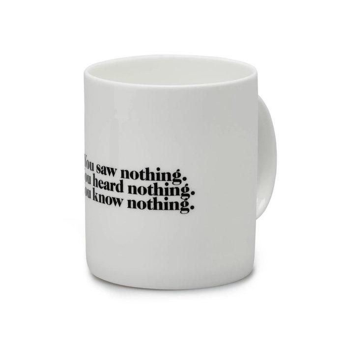 画像1: Carhartt WIP   Nothing Mug (1)