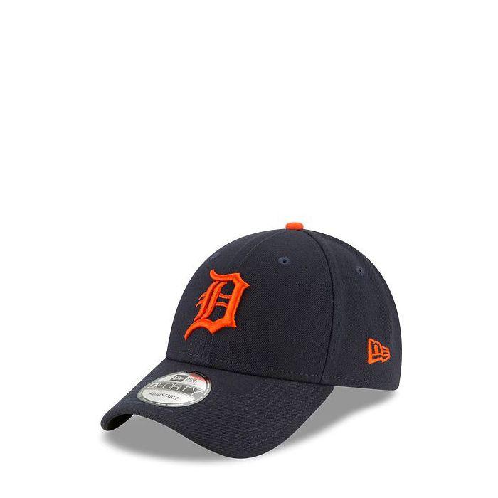 画像1: New Era   Detroit Tigers The League Blue 9FORTY (1)