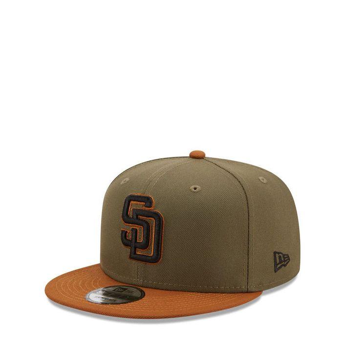 画像1: New Era   San Diego Padres Color Pack 2-Tone 9FIFTY Snapback (1)