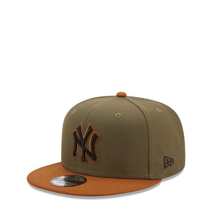 画像1: New Era   N.Y Yankees Color Pack 2-Tone 9FIFTY Snapback (1)